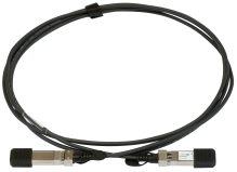Фото #1 MikroTik SFP+ 1m direct attach cable