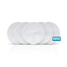 Фото #1 Ubiquiti PowerBeam 5AC Gen2 (5-pack)