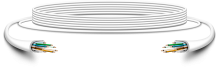 Фото #1 Ubiquiti UniFi Cable Cat6 CMR