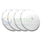 MikroTik Radome Cover Kit (4-pack)