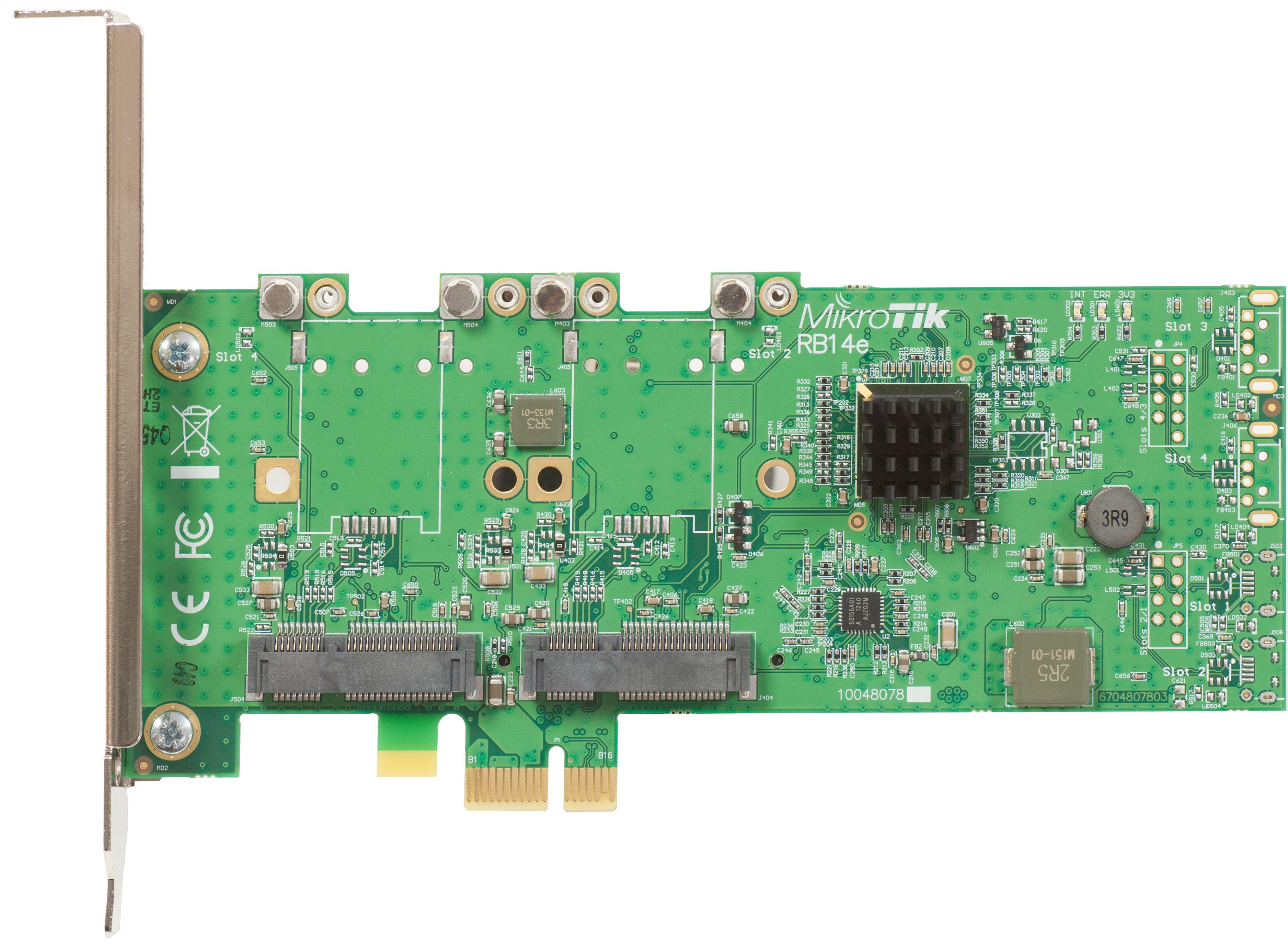 ������� PCI Mikrotik RB14e