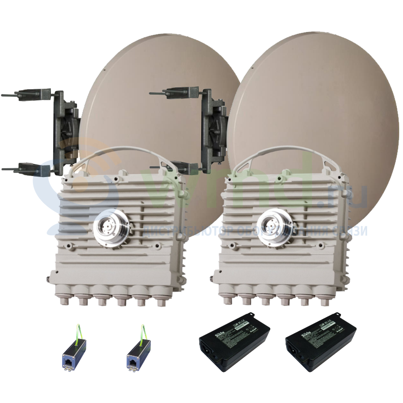Фото #1 Siklu EtherHaul 8010FX 2ft antenna kit
