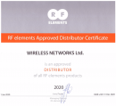 Wireless Networks - официальный Дистрибьютор RF elements